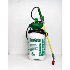 SUPA GARDEN 5 LTR MULTI PURPOSE PRESSURE SPRAYER